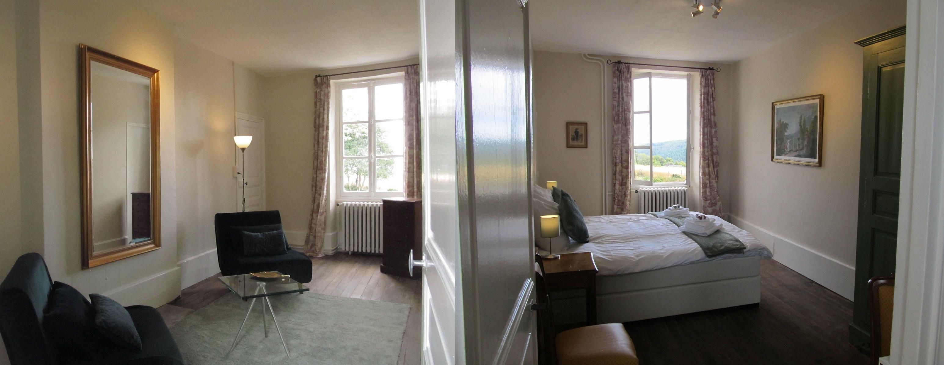 1 Suite 1 chambres 1a et 1b