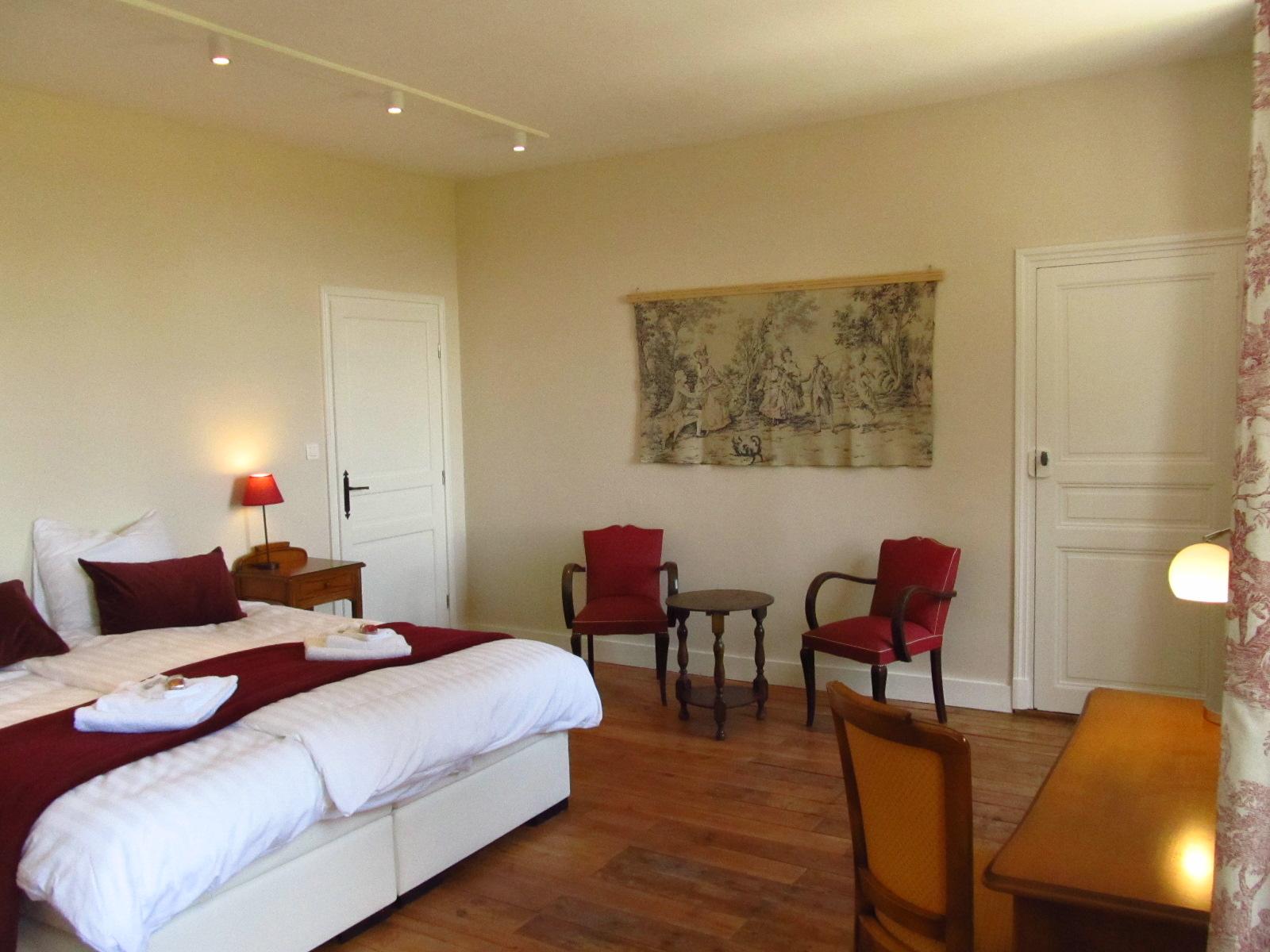Kamer 2 bed